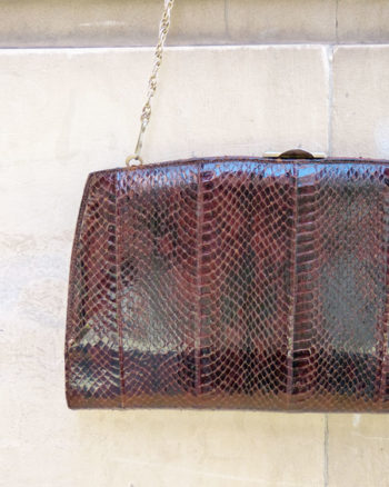 Clutch 60's de serpiente
