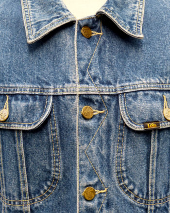 1970s Denim Jacket by Lois