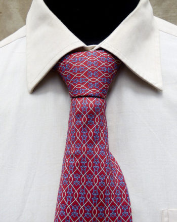 Arabesque Christian Dior Necktie