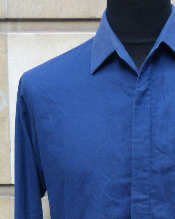 Late 1950s French Workwear Shirt
