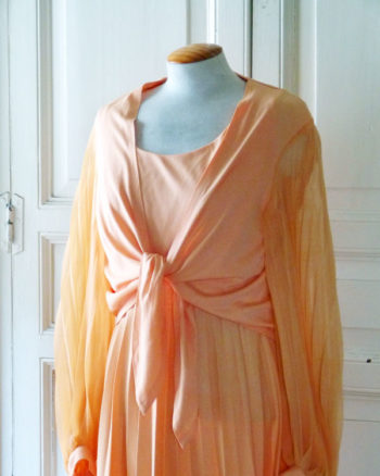1970s Disco Party Dress
